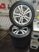 """Комплект колес R17, резина липа. 7.0x17"""" 5x114.30 ET37"""