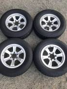 "Комплект колес Surf Prado и др. 7.5x17"" 6x139.70 ET23 ЦО 110,0мм."