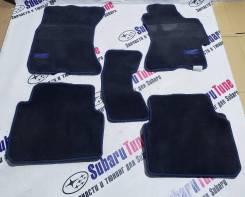 Ковры (коврики) салона Subaru Legacy BL BL5 BL9 BLE BP5 BP9