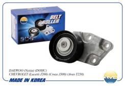 Ролик натяжной ремня ГРМ! Chevrolet Lacetti 1.4/1.6 Aveo 1.4/1.6
