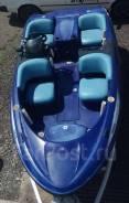 Yamaha Exciter - отличный катер для активного отдыха на воде и рыбалки