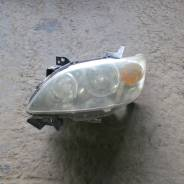 Фара левая Mazda MPV LW3W