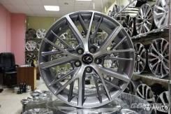 Новые диски R18 5x114.3 на Toyota Lexus 2018