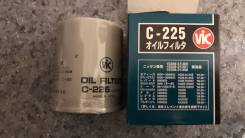 Фильтр масляный VIC Япония C-225. Цена 300р.