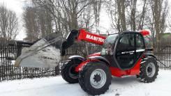 Manitou MLT-X 741-120 LSU. Продается погрузчик, 4 000кг., Дизельный