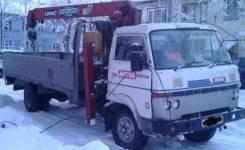 Кран-Манипулятор услуги 100р
