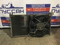 Вентилятор радиатора кондиционера. SsangYong Musso, FJ SsangYong Korando OM662, OM661, 940, OM661940, OM601940