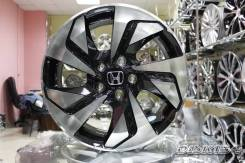Новые диски R17 5x114.3 на Honda CR-V
