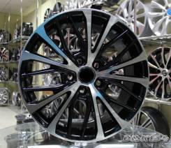 Новые диски R17 5x114.3 на Toyota Camry V70