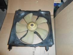 Диффузор радиатора левый
