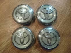 """Колпачки для литья Toyota. Диаметр 4"""", 1шт"""