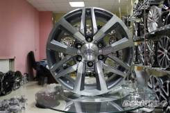 Новые диски R17 6x139.7 на Toyota LC Prado,4Runner, Hilux