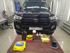 Кузовной ремонт, покраска, сварка пластика, полировка, покрытие керамикой