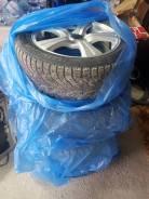 "Продам комплект колес Hankook 215/55/R17. x17"" 5x100.00"