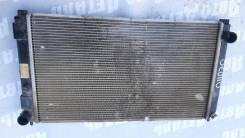 Радиатор охлаждения двигателя. Лада Калина Кросс, 2194 Лада Гранта, 2190, 2194, 2192, 2191 Лада Калина, 1117, 1118, 1119, 2192, 2194 BAZ11186, BAZ2112...