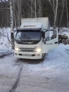 Foton. Грузовик -bj5151, фургон, 3800 куб. см, 10000кг., 3 760куб. см., 10 000кг., 6x2