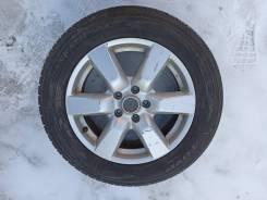 Колесо Nissan с резиной toyo
