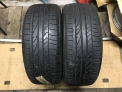 Bridgestone Potenza RE050A. летние, 2009 год, б/у, износ 20%