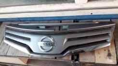 Решетка радиатора передняя Nissan Note 2008-2013