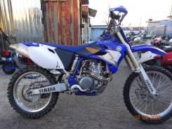 Yamaha YZ 450F. 450куб. см., исправен, без птс, с пробегом