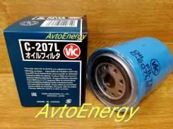Фильтр масляный C-207L VIC (Japan) В наличии! ул Хабаровская 15В