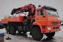 КМУ Palfinger IT 200 Камаз 43118 + Буровая установка, 2020