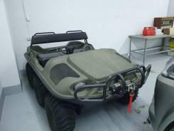 Argo Frontier 6x6 ST. исправен, есть псм\птс, с пробегом