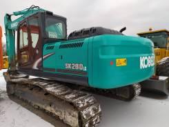 Kobelco SK260LC, 2018