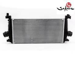 Интеркулер Chevrolet Cruze 09-, Daewoo Lacetti 09-, OPEL Astra J
