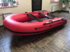 Лодка ПВХ Гидра Hydra 325 S под мотор