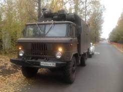 ГАЗ 66. Продам легендарный военный автомобиль ГАЗ-66, 4 250куб. см., 2 000кг., 4x4
