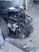 Двигатель в сборе. Toyota Hilux Surf, KZN130G, KZN130W, LN130G, LN130W, VZN130G, YN130G 1KZTE, 2LT, 2LTE, 3VZE, 3YE