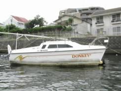 Hunterboat. 1994 год, длина 6,00м., двигатель подвесной, 8,00л.с., бензин. Под заказ