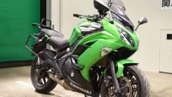 Kawasaki Ninja 650R. 650куб. см., исправен, птс, без пробега