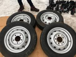 Комплект колес НИВА R-16