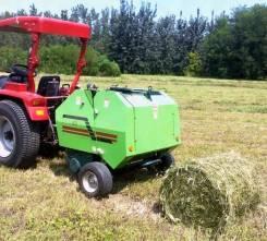 Пресс-подборщик рулонный YK8070 к трактору