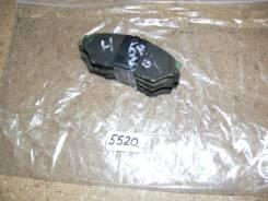 Колодки тормозные передние MMC. Pajero MINI H53A, H58A (PF-3417)