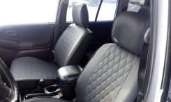 Чехлы для Suzuki Grand Vitara 1997-2005 (5дв) / Suzuki Escudo