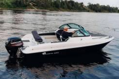 Стеклопластиковый катер СПЭВ Phoenix 560 каютный, новый