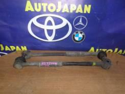 Тяга задняя поперечная Toyota Caldina AZT246 регулируемая б/у 48730-21110 48720-21020
