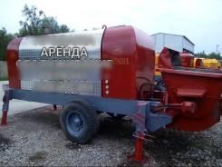 Аренда дизельного бетононасоса HBT80.13