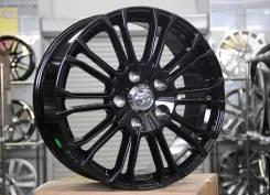 Новые Диски на Toyota Land Cruiser 200  Black Laugh