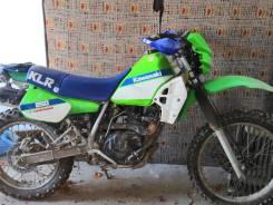 Kawasaki KLR, 1995