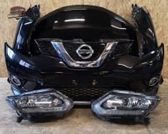 Ноускат Nissan, Целиком, под ключ (Передний срез автомобиля)