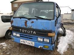 Toyota ToyoAce. Toyota Toyoace бортовой двухкабинник, 2 500куб. см., 1 000кг., 4x2