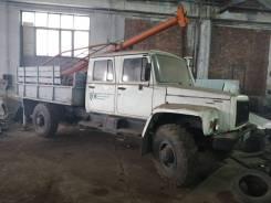 ГАЗ. Бурильно-крановая машина БКМ-317-01 на шасси -371310