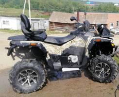 Stels ATV 650 Guepard Trophy. исправен, есть псм\птс, с пробегом