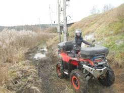Stels ATV 800. исправен, есть псм\птс, с пробегом