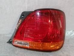 Фонарь (стоп сигнал) Toyota Aristo, правый задний
