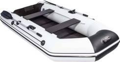 Лодка ПВХ Аква 2800 СК надувная под мотор. 2020 год, двигатель подвесной, 5,00л.с., бензин